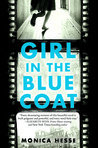 girl in the blue coat
