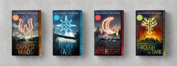 darkest minds series