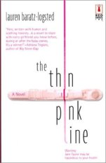 thin pink line