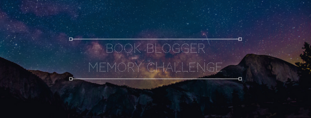 Book Blogger Memory Challenge