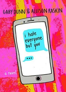 I Hate Everyone But You