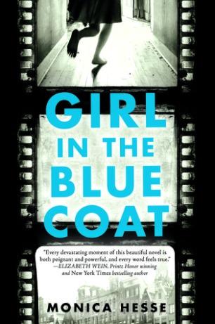 Girl in the Blue Coat