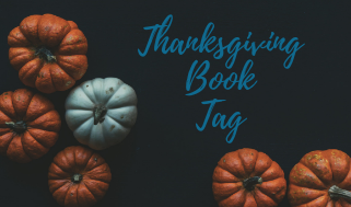 thanksgiving book tag
