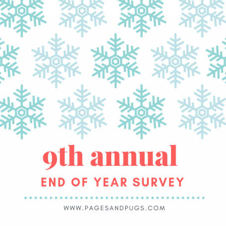 9th annual end of year survey