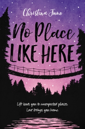 no place like here cover