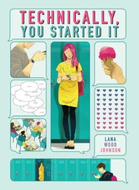 technically, you started it cover