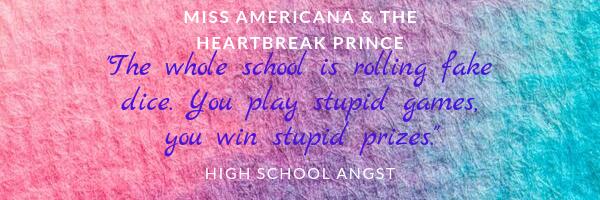 miss americana & the heartbreak prince