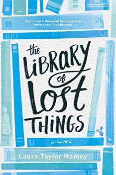 library of lost things