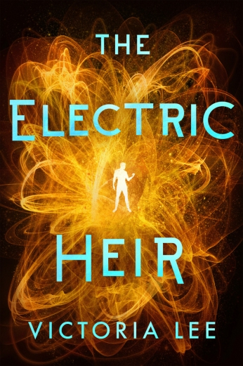 electric heir BOOK COVER